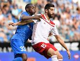 """Samir Hadji : """"Déterminé à marquer ce but pour délivrer l'équipe"""""""