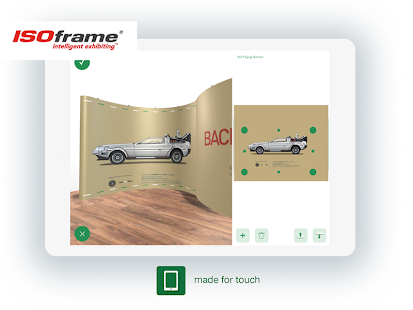 ISOframe - náhled