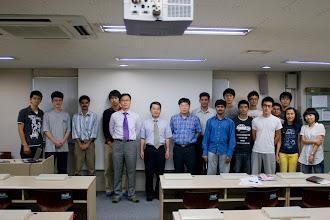 Photo: Seminar @ Dong-A University