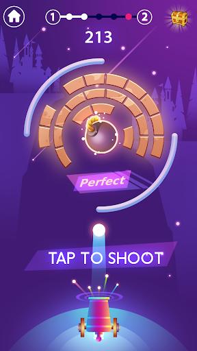Ball Hit: Cannon n Brick! 0.0.4 screenshots 1