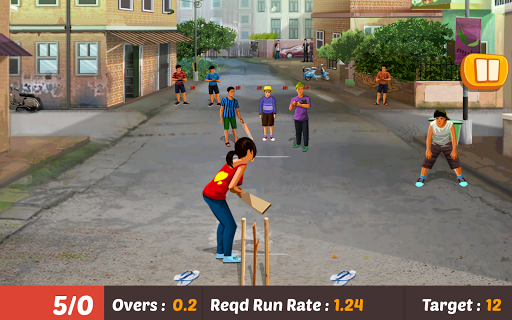 Gully Cricket Game - 2019  captures d'écran 2