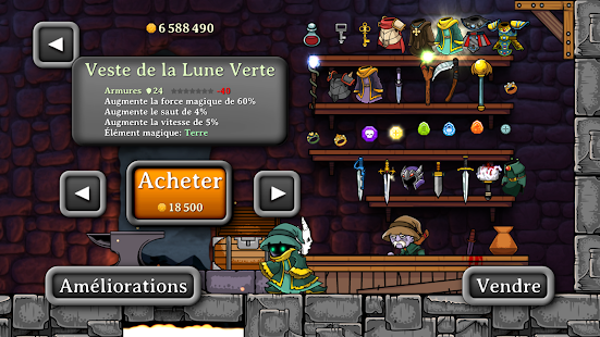 Magic Rampage – Vignette de la capture d'écran
