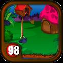 Spotted Deer Escape - Escape Games Mobi 98 icon