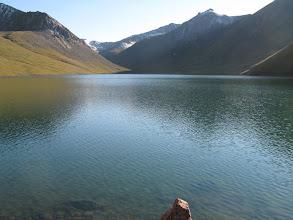 Photo: горное озеро Караколь
