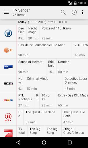 TVHClient  screenshots 4