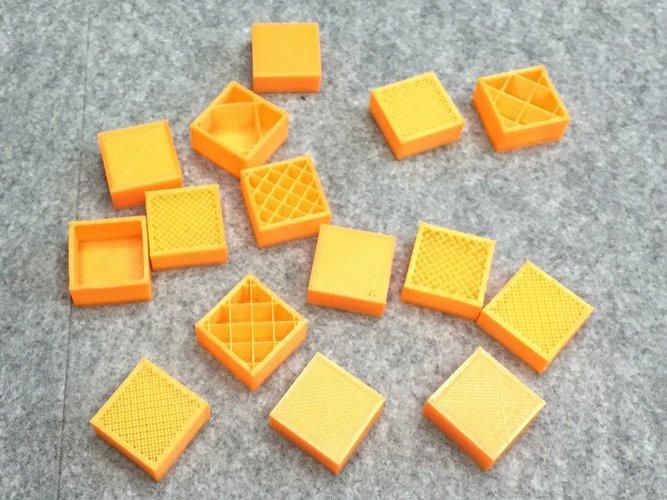 Исследователи разработали алгоритм заполнения для более прочных и быстрых 3D-отпечатков FDM
