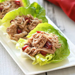 Slow-Cooker Cranberry Pulled Pork.