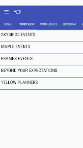 Your Event Planner screenshot 7