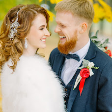Wedding photographer Marina Bushmakina (bushmakinaphoto). Photo of 13.12.2017