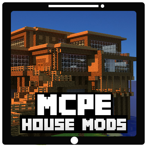 New House MODS For MCPE