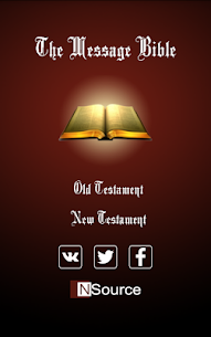 The Message Bible 1.7 APK + MOD Download 1