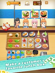Lunch Box Master Apk Download For Android and Iphone 7