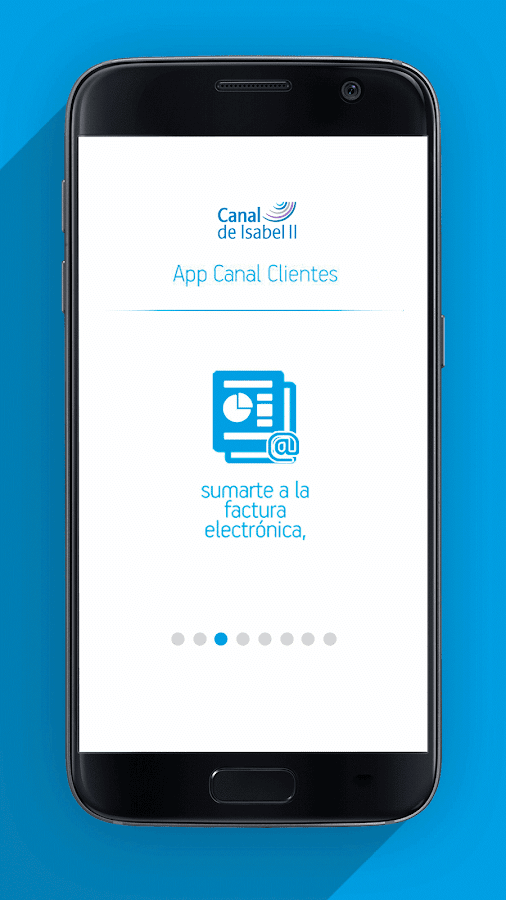 Canal Clientes- screenshot