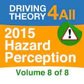 DT4A Hazard Perception Vol 8