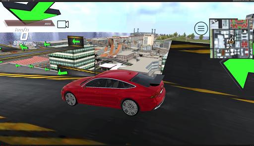 Super Car A7 Simulation, Quest, Parking screenshot 4