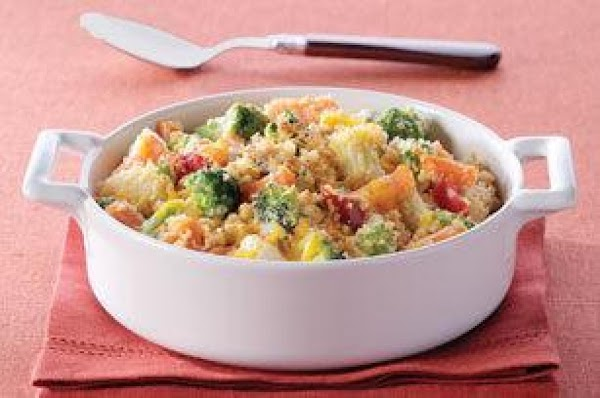 Very Veggie Casserole Recipe