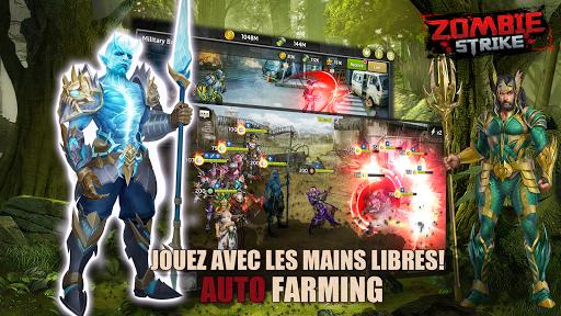 Code Triche Zombie Strike: Last War of Idle Battle (AFK RPG)  APK MOD (Astuce) screenshots 4