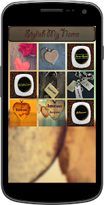 Stylish Name Maker Frames screenshot 2