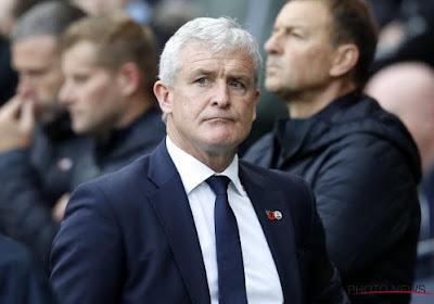 Le nul contre United fatal au coach de Southampton