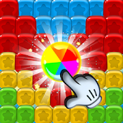 Toy Puzzle Blast: Logic Cubes Pop Blocks‏