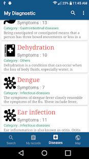 My diagnostic - náhled