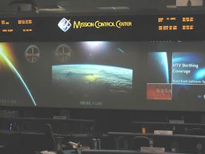 Photo: Space Shuttle MCC