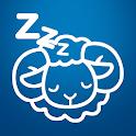 JUKUSUI:Sleep cycle,Snore recording & Alarm clock icon