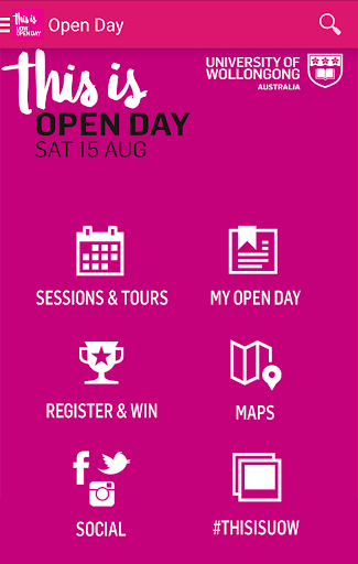UOW Open Day
