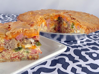 Breakfast Pie Recipe