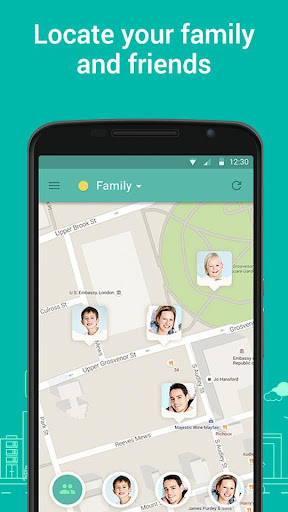 Family Locator by GeoZilla for PC