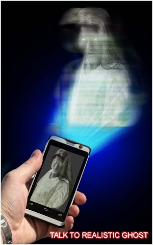 android Ghost Projector Prank Screenshot 1