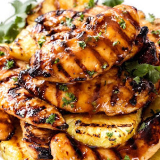 Brown Sugar Pineapple Chicken - RH DRAFT