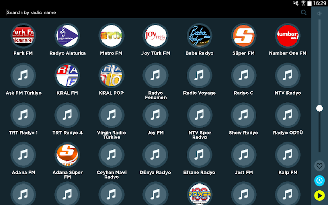 Radio Turkey - screenshot