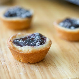 Blueberry Pie Tassies