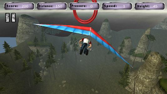 Real Hang Gliding : Free Game screenshot 3