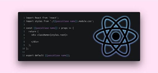 Automatically generate your own React components with plop.js