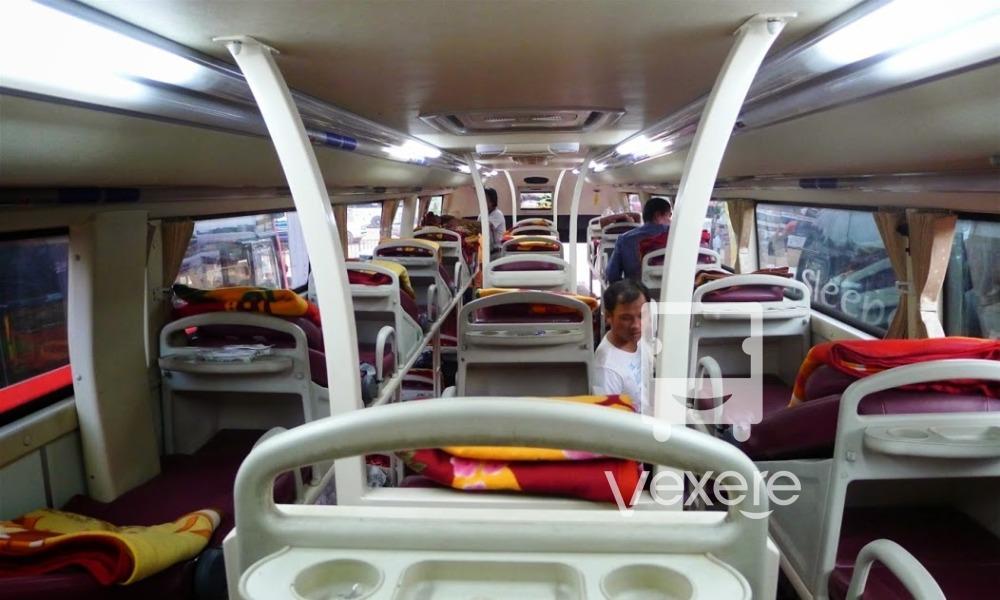 Nội thất xe Tăng Tín đi Nghệ An từ Bắc Ninh