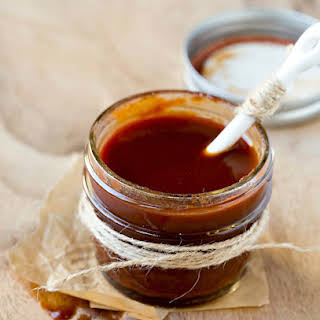 Dr Pepper Barbecue Sauce.