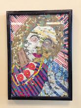 Photo: 4-21-13 Les Sher Artwork at Weissman Ctr