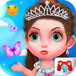 Baby Girl 3D Daycare & Dressup Icon