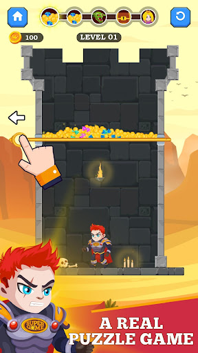 Hero Rescue android2mod screenshots 1