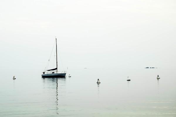 Barca sul lago di DiegoCattel