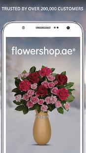 Flowershop.ae - náhled