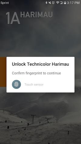 Harimau Screenshot