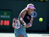 Angelique Kerber is uitgeschakeld in de eerste ronde van de Australian Open