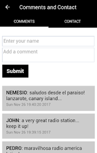 Radio America Latina- screenshot thumbnail