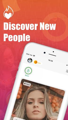 Meetly - Free Dating App, flirt hookup Adult Meet 1.4 screenshots 1