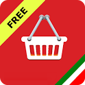 Shopy Free (Shopping List) icon