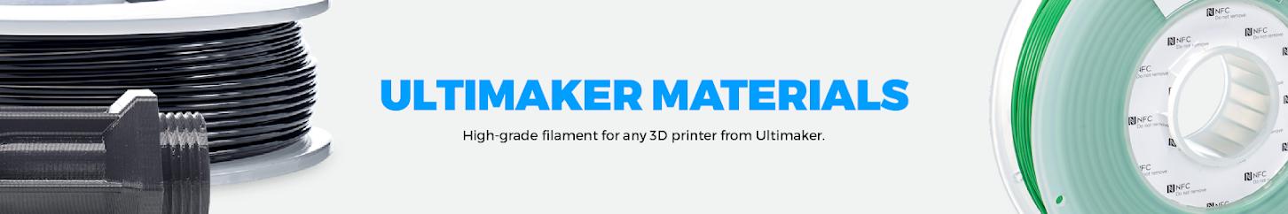 Ultimaker Materials