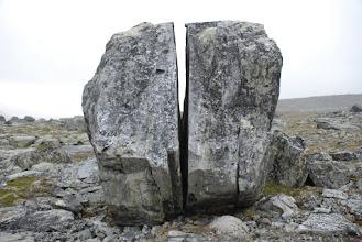 Kuva: kivenveistäjän aikaansaannoksia